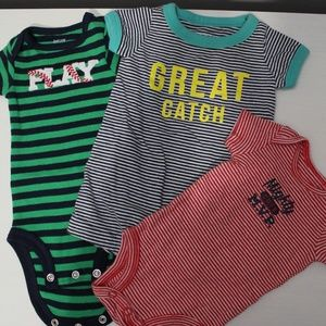 Carter's Newborn Baseball theme